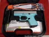 GLOCK Pistol 42 (UI4250204CKRESA)
